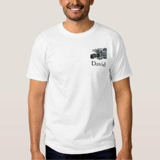 Film Crew T Shirts