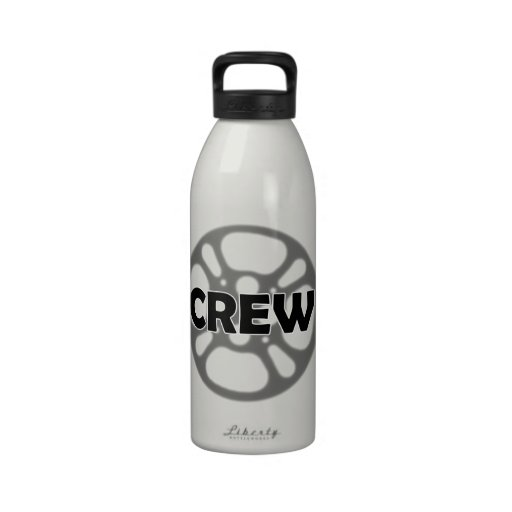 Film Crew Drinking Bottles