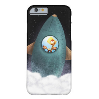 Final frontier barely there iPhone 6 case