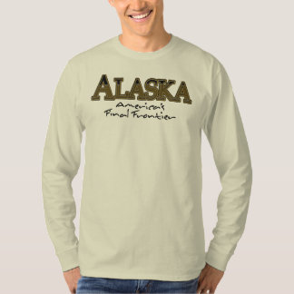 Final Frontier Basic Long Sleeve Tee Shirts