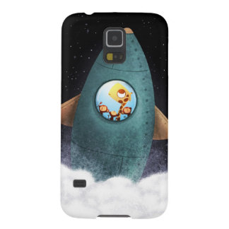 Final frontier galaxy s5 cover