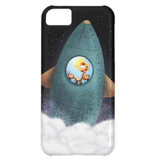 Final frontier iPhone 5C cover