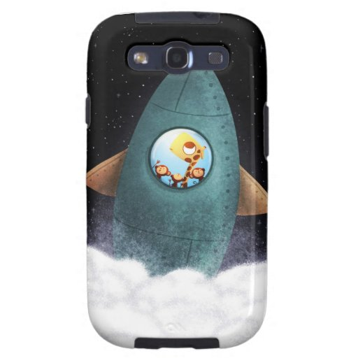 Final frontier galaxy s3 covers