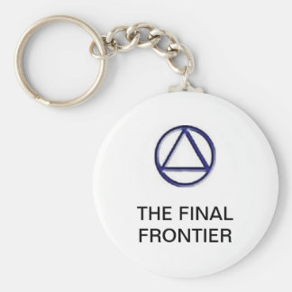 FINAL FRONTIER KEY CHAINS