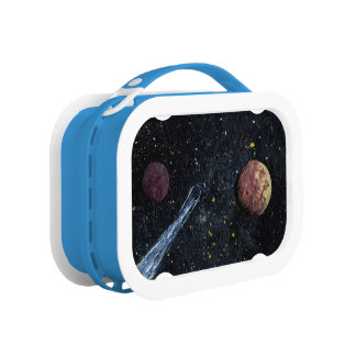 FINAL FRONTIERS (design 1) lunch box Yubo Lunch Boxes