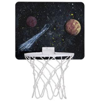 FINAL FRONTIERS (design 1) mini basketball hoop
