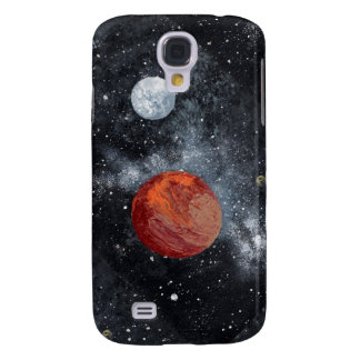 FINAL FRONTIERS (space design 2) ~ Galaxy S4 Case