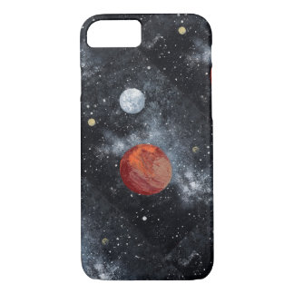 FINAL FRONTIERS (space design 2) ~ iPhone 7 Case