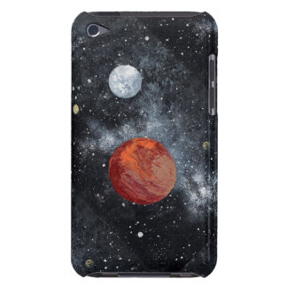 FINAL FRONTIERS (space design 2) ~ iPod Touch Covers