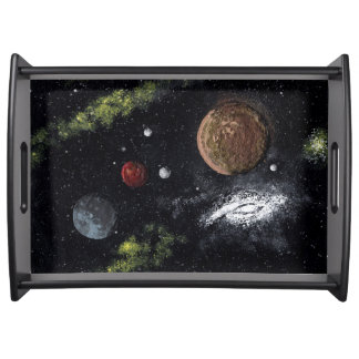 Final Frontiers space design 2 Service Tray