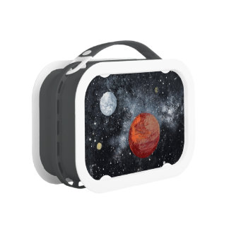 FINAL FRONTIERS space design 3 Lunchbox