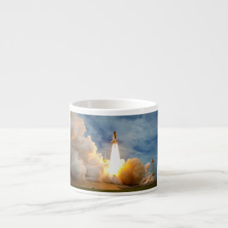 Final Mission Launch of the Space Shuttle Espresso Mug