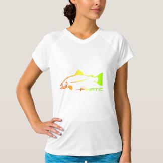 Finatic Stay Cool Short Sleeve, Women's T-Shirt