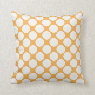 Find the Joy Collection: Orange Dot Pillow Cushions