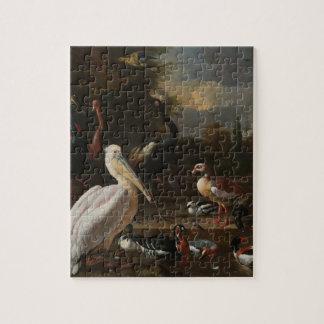 Fine art birds jigsaw puzzle