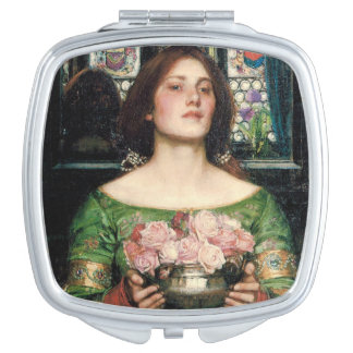 Fine Art Compact Vanity Mirrors