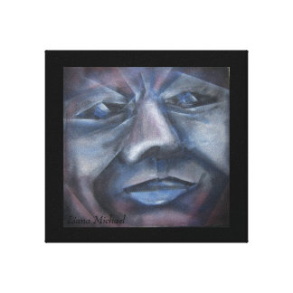 Fine art painting - portrait canvas prints