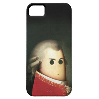 Finger Mozart iPhone 5 Cover