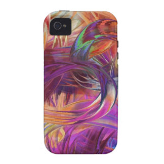 Finger paint Case-Mate iPhone 4 covers