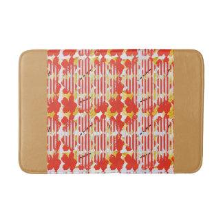 Finger Paint Medium Bath Mat Bath Mats
