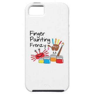 Finger Painting Case For The iPhone 5
