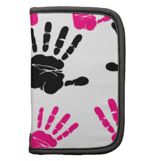 finger painting hands planners