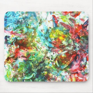 Finger Painting Mousepad