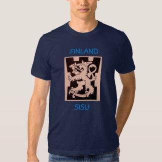 Finland-Sisu T-shirt