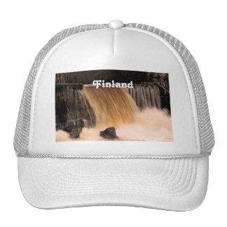 Finland Waterfall Hats