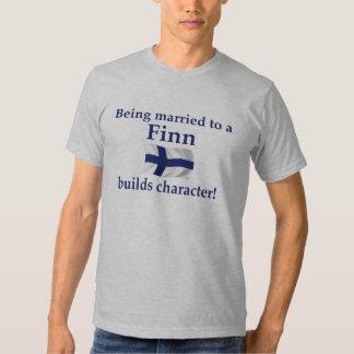 Finn Builds Character Shirt