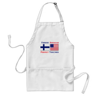 Finnish American -  Perfect Together Aprons