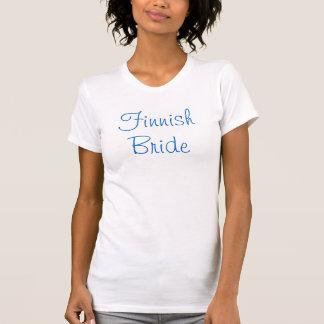 Finnish Bride Tee Shirt