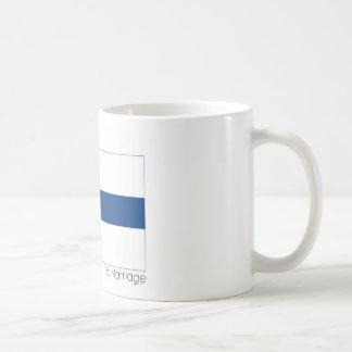 Finnish By Marriage Basic White Mug