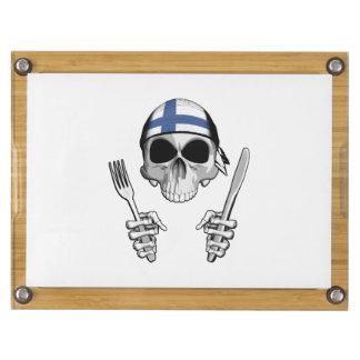 Finnish Chef 4 Rectangular Cheeseboard