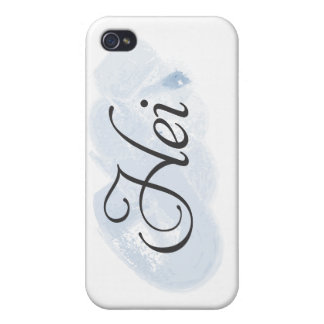 Finnish - Hei Cases For iPhone 4