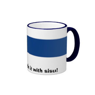 Finnish Pride! II Mug