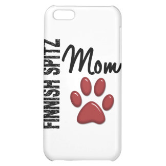 Finnish Spitz Mom 2 Case For iPhone 5C