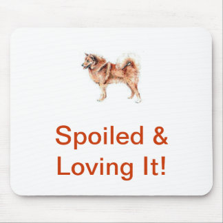 Finnish Spitz Mouse Pads