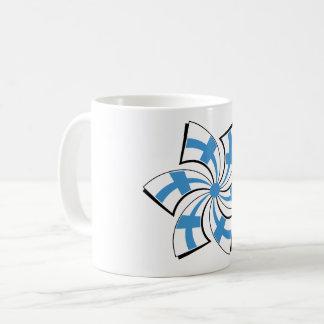 Finnish Star Coffee Mug