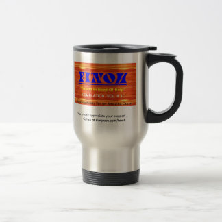 FINOH METAL COFFEE MUG
