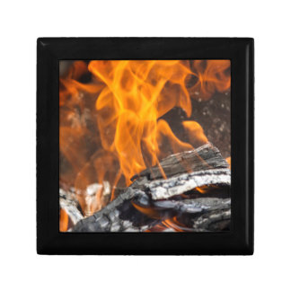 fire and flames gift box