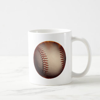 Fire Ball Basic White Mug