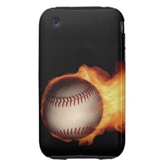 Fire Ball Tough iPhone 3 Case