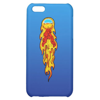 Fire ball pinball iPhone 5C cases