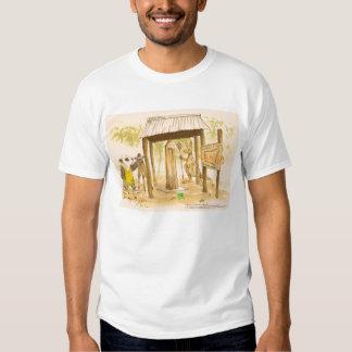 FIRE BALLS-Natural Bridge T-shirt