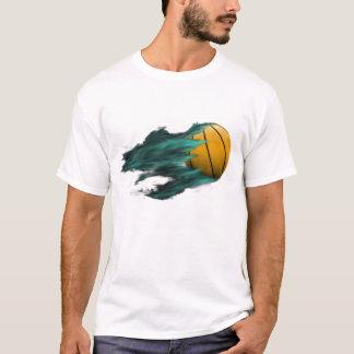 Fire Basketball T-shirt