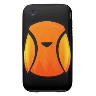 Fire Bird Tough iPhone 3 Covers