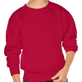 Fire Bird Pullover Sweatshirt