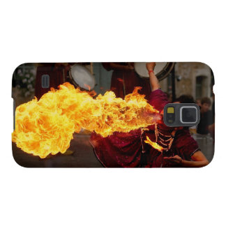 Fire Breathing Cases For Galaxy S5