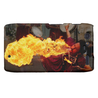 Fire Breathing Droid RAZR Covers